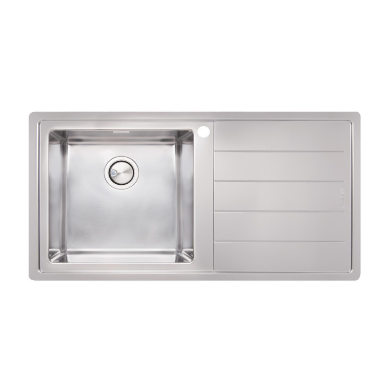 Кухонная мойка Apell Linear Plus LNP1001FRBC Brushed