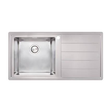 Кухонная мойка Apell Linear Plus LNP1001FRBC Brushed, фото 2