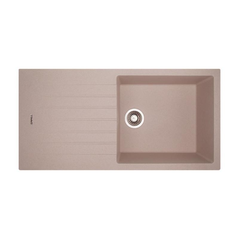 Кухонная мойка Apell Pietra Plus PTPL1001GO Oats granit