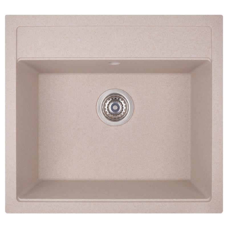 Кухонная мойка Apell Pietra Plus PTPL560GO Oats granit