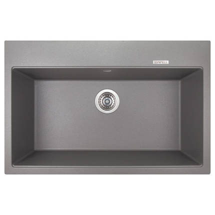 Кухонная мойка Apell Pietra Plus PTPL780GG Grey granit, фото 2