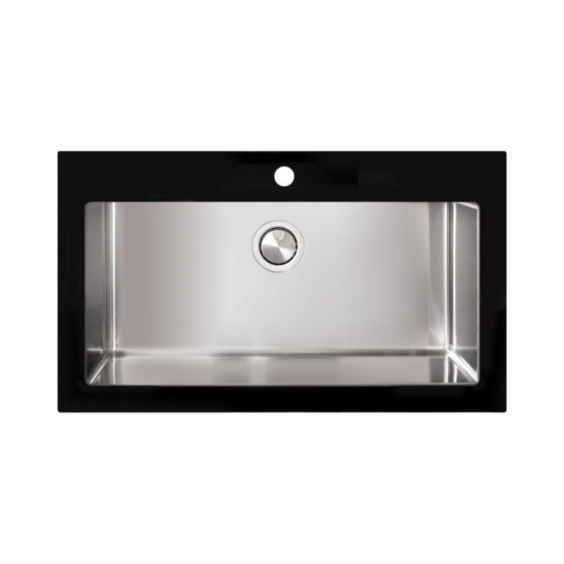 Кухонная мойка Apell Pura PUG861IBC Brushed