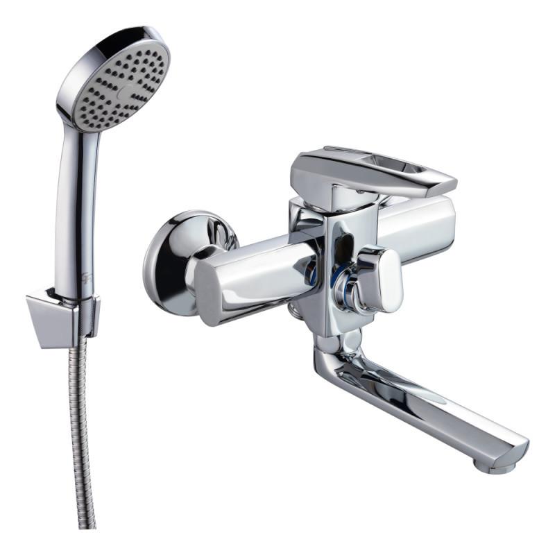 Смеситель для ванны GF (CRM)/S- 09-005BN