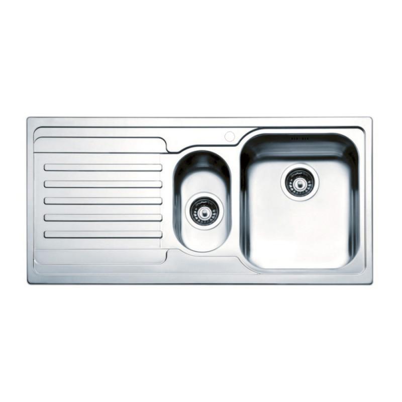 Кухонная мойка Apell Venezia VE1002ILBC Brushed