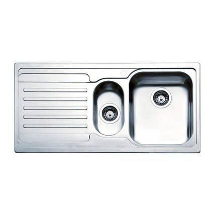Кухонная мойка Apell Venezia VE1002ILBC Brushed, фото 2