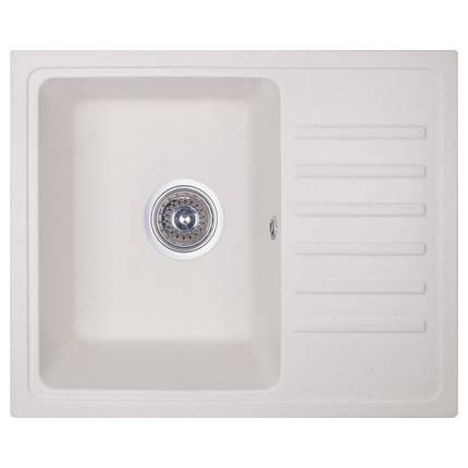 Кухонная мойка Fosto 5546 SGA-203 (FOS5546SGA203), фото 2