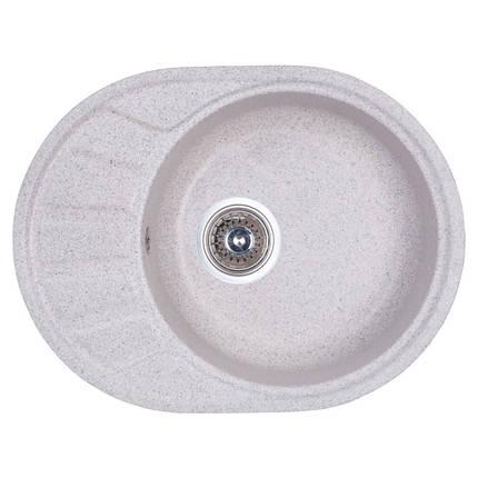 Кухонная мойка Fosto 5845 SGA-210 (FOS5845SGA210), фото 2