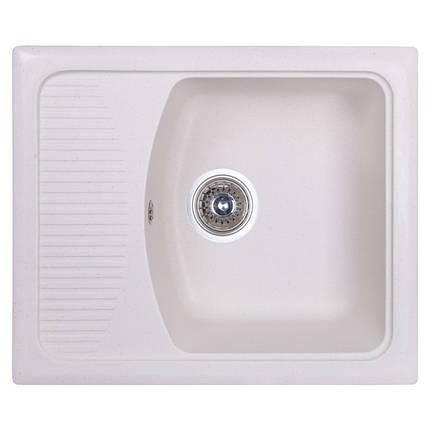 Кухонная мойка Fosto 5850 SGA-203 (FOS5850SGA203), фото 2