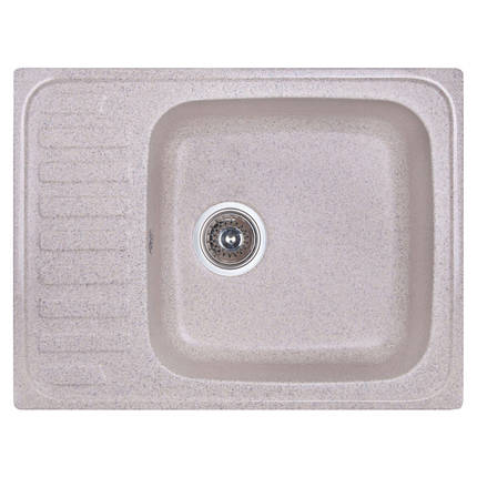 Кухонная мойка Fosto 6449 SGA-300 (FOS6449SGA300), фото 2