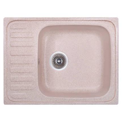 Кухонная мойка Fosto 6449 SGA-806 (FOS6449SGA806), фото 2