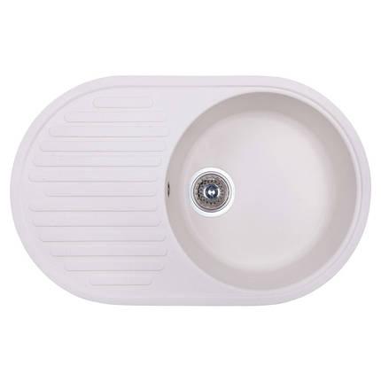 Кухонная мойка Fosto 7446 SGA-203 (FOS7446SGA203), фото 2