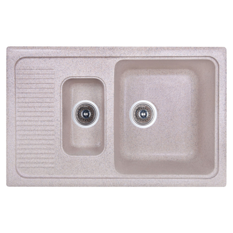 Кухонная мойка Fosto 7749 SGA-300 (FOS7749SGA300)