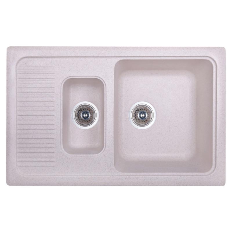 Кухонная мойка Fosto 7749 SGA-800 (FOS7749SGA800)