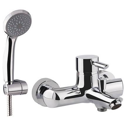 Смеситель для ванны Q-tap Elit СRM 006, фото 2