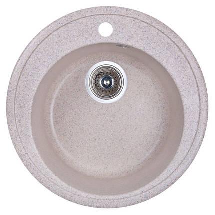 Кухонная мойка Fosto D510 SGA-300 (FOSD510SGA300), фото 2
