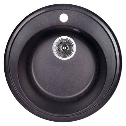 Кухонная мойка Fosto D510 SGA-420 (FOSD510SGA420), фото 2