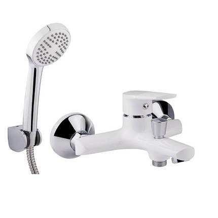Смеситель для ванны Q-tap Polaris WHI 006, фото 2