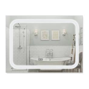 Зеркало Q-tap Mideya LED DC-F906 с антизапотеванием 800х600, фото 2