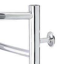 Полотенцесушитель водяной Q-tap Standard shelf P5 500x700 (QTSTNDCRMP5500700SH), фото 3