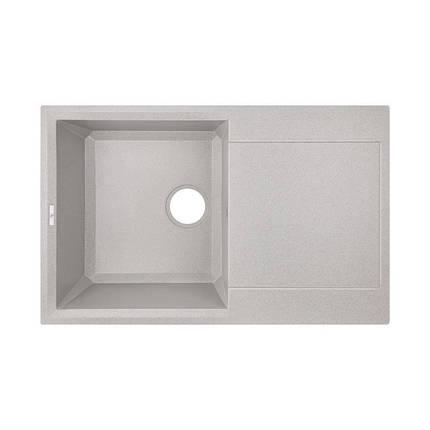 Кухонная мойка GF 790x495/230 GRA-09 (GFGRA09790495230), фото 2