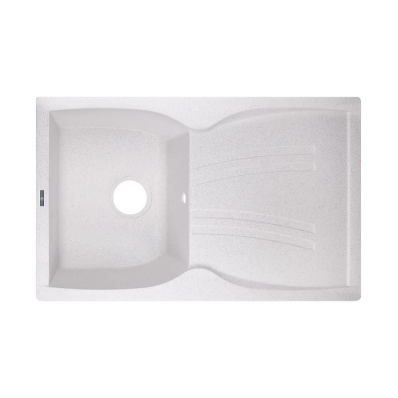 Кухонная мойка GF 790x500/200 WHI-01 (GFWHI01790500200)