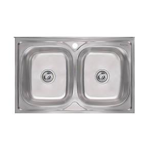 Кухонная мойка Imperial 5080 Decor (IMP5080DECD), фото 2