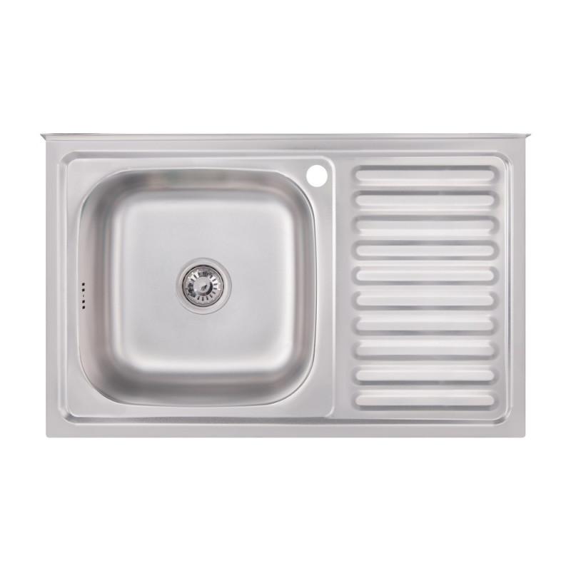 Кухонная мойка Imperial 5080-L Decor (IMP5080LDEC)