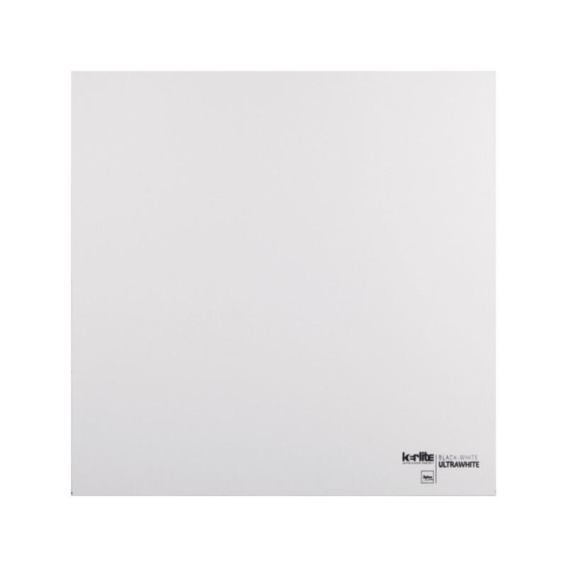 Керамогранитная плитка Kerlite White EG8KE38 3 Plus ULTRAWHITE 3 мм