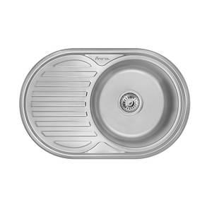 Кухонная мойка Imperial 7750 Decor (IMP7750DEC), фото 2