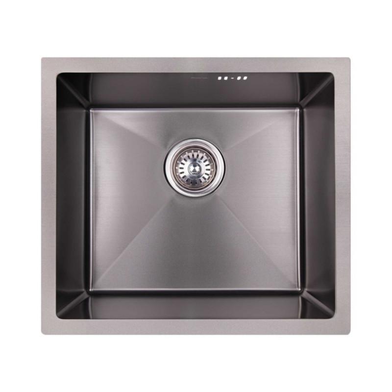 Кухонная мойка Imperial Handmade D4843BL 2.7/1.0 мм (IMPD4843BLPVDH10)