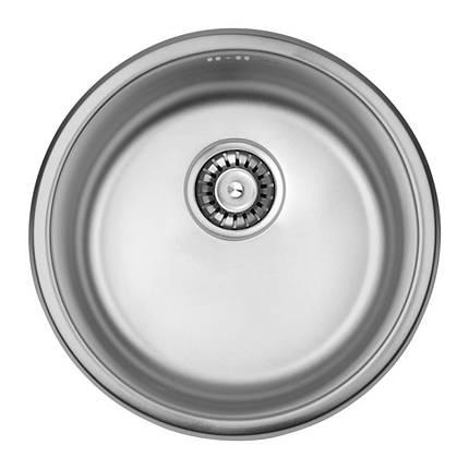 Кухонная мойка ULA 7102 U Micro Decor (ULA7102DEC08), фото 2