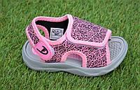 Детские пляжные сандалии босоножки для девочки р24 - 29, копия