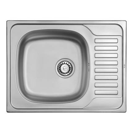 Кухонная мойка ULA 7202 U Micro Decor (ULA7202DEC08), фото 2