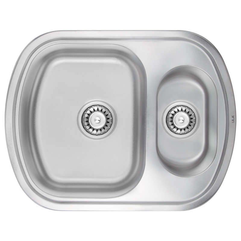 Кухонная мойка ULA 7703 U Micro Decor (ULA7703DEC08)