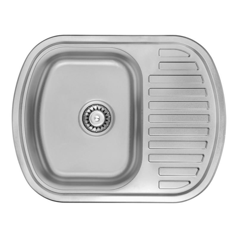 Кухонная мойка ULA 7704 U Satin (ULA7704SAT08)
