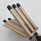 Плойка-щипці п'ять хвиль для завивки волосся Gemei GM-2933, фото 5