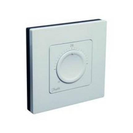 Комнатный термостат Danfoss Icon Dial встроенный 088U1000, фото 2