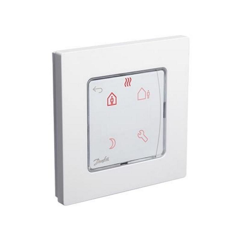 Комнатный термостат Danfoss Icon Programmable с дисплеем встроенный 088U1020