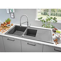 Мойка гранитная Grohe Sink K400 31643AT0, фото 3
