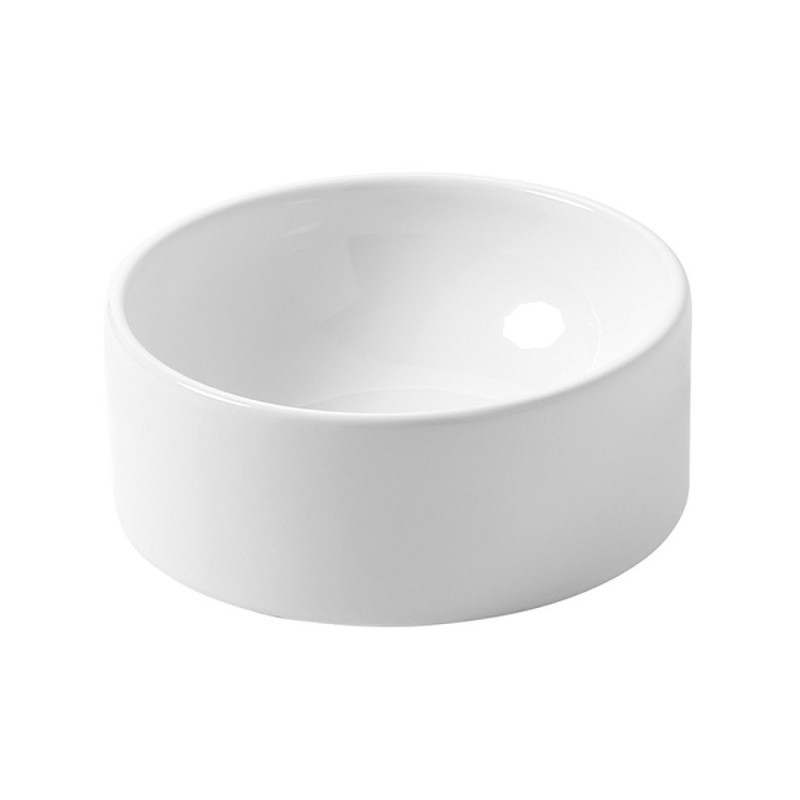 Раковина Azzurra Lavabi arredo ROU30B1 shiny white