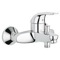 Набор смесителей для ваннойком. 3в1 Grohe Euroeco123226S, фото 3