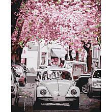 Картина по номерам Volkswagen Beetle ТМ Идейка 40 х 50 см КНО3521