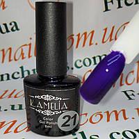 Гель-лак Kamelia #21