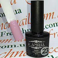 Гель-лак Kamelia #23