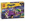 """Конструктор Bela Batman 10633 """"Лоурайдер Джокера"""" 450 деталей, фото 2"""