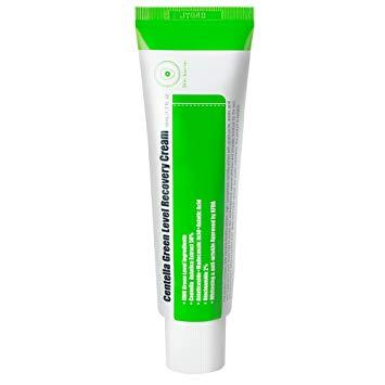Purito Centella Green Level Recovery Cream крем Заспокійливий з центеллой, 50 мл
