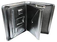Деловая папка под формат А4 из эко кожи AMO SSBW06 чёрный
