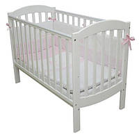 Кровать детская Верес ЛД10 белый 10.1.1.1.06