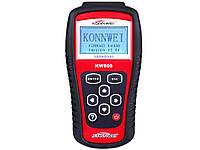 Диагностический сканер Konnwei KW808 автомобильный
