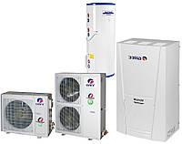 Однофазный тепловой насос Versati GRS-CQ6.0Pd/Na-K (6,1 кВт)
